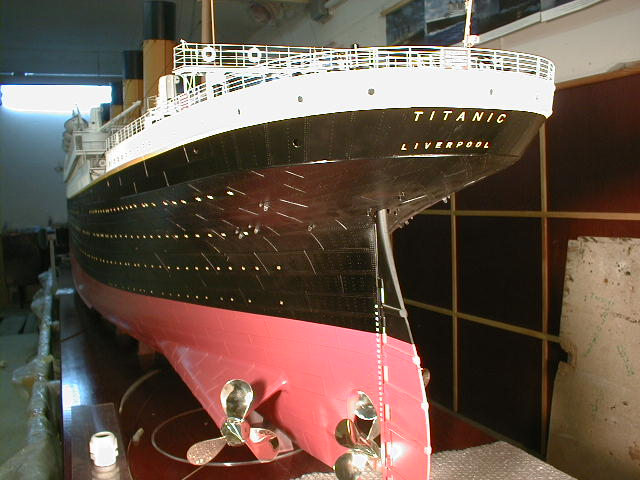 The Most Detailed Titanic Model Ship Ultimate Titanic